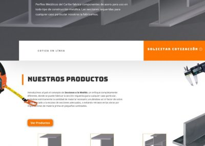 Diseño de Sitio Web3